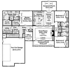 This Plan Is Probably Close To The Top The The Master Closets Make