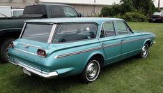 1965 Dodge Dart station wagon Maintenance/restoration of old/vintage vehicles: the material for new cogs/casters/gears/pads could be cast polyamide which I (Cast polyamide) can produce. My contact: tatjana.alic@windowslive.com