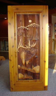 36)Buegeling Elk door
