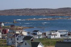 Labrador New Foundland. Some of the places we will race through in the Targa Rally:)