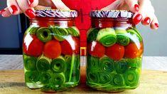 Salty Foods, Mason Jars, Vegetables, Party, Clean Foods, Health, Mason Jar, Vegetable Recipes, Parties