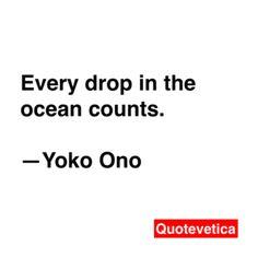 Yoko Ono Quotevetica