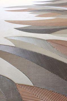 Quiet Palm | Aiveen Daly | Textile Art