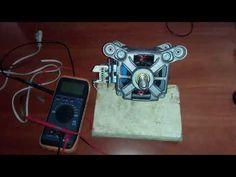 Как напрямую подключить двигатель от стиральной машины - YouTube