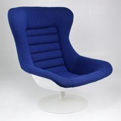 Swivel Chair by Lurashell, 1960s