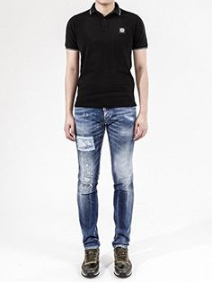 (ディースクエアード) DSQUARED2 Men's Washing Jean 15SS パッチダメージ加工スポ... https://www.amazon.co.jp/dp/B01HGPUYVQ/ref=cm_sw_r_pi_dp_ipsBxb3S7BAE1