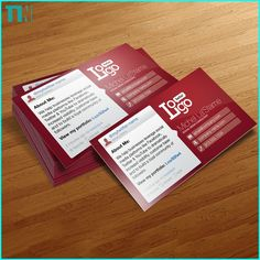 Printable thank you business cards genius these are great it takes more than a color printer and a cheap card stock paper to make a professional business card here are twenty free printable business cards designs reheart Image collections