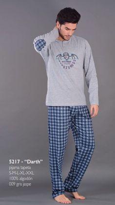 Pijama kukuxumusu Darth en algodón 100%. El regalo perfecto para estas navidades
