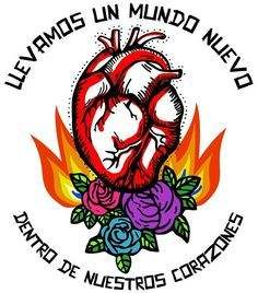 Mexican Graphic Design, Arte Latina, Indie Singers, Riot Grrrl, Anatomical Heart, Warrior Girl, Arte Popular, Human Art, Mexican Art