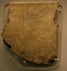 5 TIJDLIJN / SOEMER : 2150-1400 vr.Ch. Het Gilgamesj-epos wordt geschreven.Dit heldendicht is een van de oudste overgebleven werken uit de westerse literatuur.