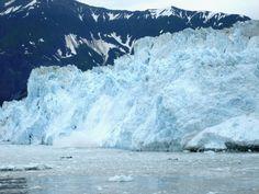 Glacier Bay, Alaska - Calving Glaciers are amazing!