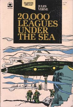 20,000 Leagues Under The Sea.  Published by Now Age Books Illustrated.