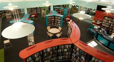 Library Shelving Case Study