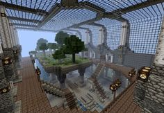 Image result for terrarium minecraft