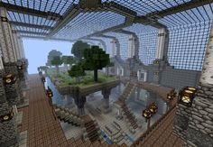 Messernacht Estate & Fortress Minecraft Project