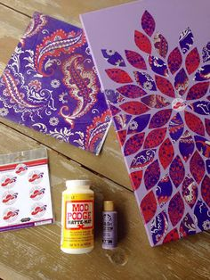 This Do-It-Yourself art project will really add some Red Hat Society pizazz to your home! It makes a lovely gift or a fun group. All Craft, Craft Work, Hat Crafts, Paper Crafts, Crafts For Seniors, Senior Crafts, Red Hat Club, Red Hat Ladies, Red Hat Society