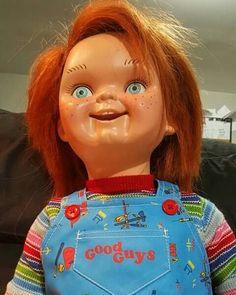 Screen Film Used Prop Original Chucky Doll Good Guy Lifesize