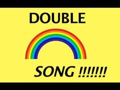 DOUBLE RAINBOW SONG!! (now on iTunes) - You must watch the original double rainbow video first for this to be freaking hilarious.