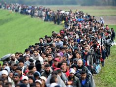 Facebook, Sky News Pay Jizya to Migrants for Every 'Hate' Post; Bild Publishes Lists of 'Hate' Posters