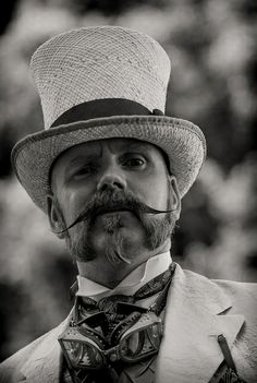 One of the finest steampunks I know - Willoughby Chase!  _MG_4814-Edit | Flickr - Photo Sharing!