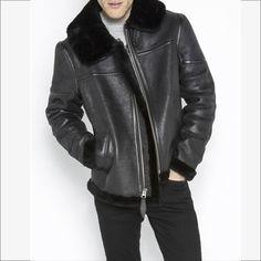 OTCELOTSchott NYC Ανδρικά Δερμάτινα Jackets · SCHOTT Classic Bomber  Sheepskin 2 τιμη 640 Eu 06d241425b2