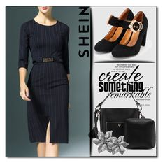 """""""SheIn 6 / XVI"""" by ozil1982 ❤ liked on Polyvore"""