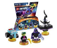 LEGO Dimensions : Les visuels officiels de la 9ème vague de packs d'extension: Le concept LEGO Dimensions n'est pas tout à fait mort… #LEGO