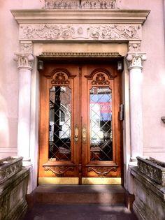 Park Slope, Brooklyn, NY Door