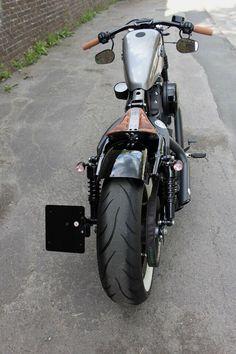 Harley Davidson News – Harley Davidson Bike Pics Harley Davidson Sportster, Sportster Motorcycle, Harley Davidson Iron 883, Bobber Bikes, Classic Harley Davidson, Sportster 883 Iron, Virago Bobber, Bobber Chopper, Super Bikes