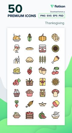 Vector Icons, Vector Free, Thanksgiving Icon, Funky Art, Sanrio Characters, Edit Icon, Icon Pack, Displaying Collections, Icon Font