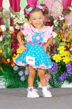 Pageant Sportswear For Toddlers