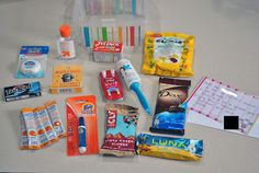 Teacher Survival Kit - great teacher gift