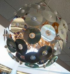 reciclar-cd7 : Revista Artesanato