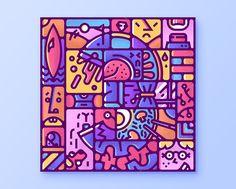 Conoce el meticuloso trabajo de Enisaurus, un diseñador que se las trae Meticuloso, creativo, con buen gusto para elegir paletas de colores y una sensibilidad por el diseño envidiable, este artista valenciano viene a presentarnos este trabajo que nos dejó asombrados. Un proceso de creación de números (realizó más de 200) donde cada caracter está compuesto por pequeñas imágenes creativas que componen, pero al mismo tiempo, ocultan el número en cuestión. Si se ponen a observar cada detalle es…