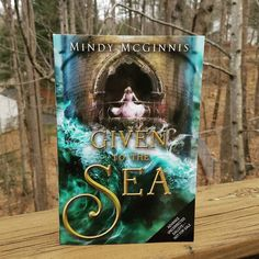 You may want to add this beauty to your TBR list . Given To The Sea is by Author Mindy McGinnis  @bigblackcat97 and comes out in April 2017.  Get ready for a story where the sea demands human sacrifice and humans are willing to comply. . Here is a little about the book: Khosa is Given to the Sea a girl born to be fed to the water her flesh preventing a wave like the one that destroyed the Kingdom of Stille in days of old. But before shes allowed to dance  an uncontrollable twitching of the…