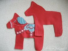 sew a stuffed toy tutorial - basic instructions for a variety of felt toy animals
