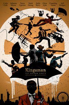 Kingsman X Statesman