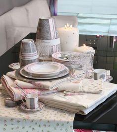 Blumarine Home Collection • Art de la Table - Rose Lace