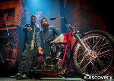 """Fast N' Loud"" on Chopper Live"