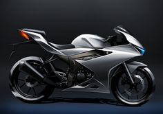 Suzuki GSX R125 sketch design