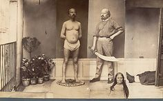 Unknown, French. [Scene of Murder and Decapitation], ca. 1870. The Metropolitan Museum of Art, New York. Purchase, Jennifer and Joseph Duke Gift, 2000 (2000.332) #Halloween