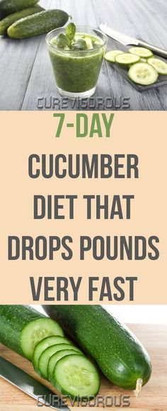 Cucumbers are the ideal eating routine nourishment; they have for all intents and purposes no calories, however are rich in vital supplements, vitamins and minerals, similar to magnesium, calcium, press, vitamins E, C and...