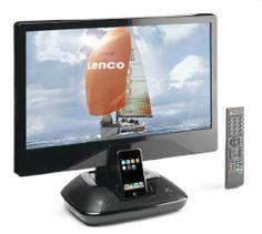 Tecnología - Lenco TFT2277IPOD – Televisor LCD Full HD 22 pulgadas -  http://tienda.casuarios.com/lenco-tft2277ipod-televisor-lcd-full-hd-22-pulgadas/