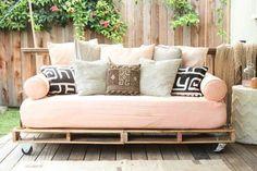 Un bonito y sencillo sillon para tu terraza