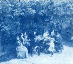 23 Rare Cyanotype Photos Document Everyday Life of Sweden Before 1900