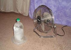 The easiest DIY AC Ever!! || These Life Hacks Will Get You Through This Disgustingly Hot Summer