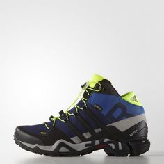 Zapatos de Outdoor Terrex Fast R Mid GTX - Midnight Indigo