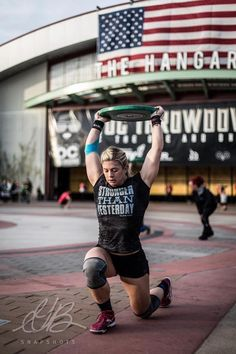 Lindsey Valenzuela at the OC Throwdown...she was amazing to watch!