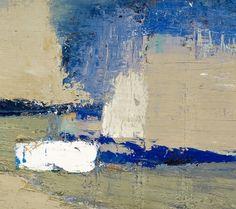 Nicolás de Staël Abstract Landscape Painting, Landscape Paintings, Abstract Art, Mondrian, Michael Borremans, Art Abstrait, Abstract Images, Print Pictures, Diy Painting