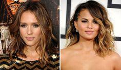 Le star che hanno scelto il colore di capelli Tiger eye!
